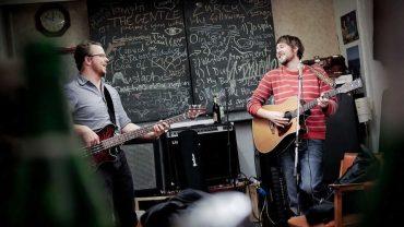 Die Band Bergen spielt am Samstag 22 Uhr im Tante Leuk.
