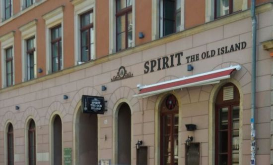 Spirit, the old island