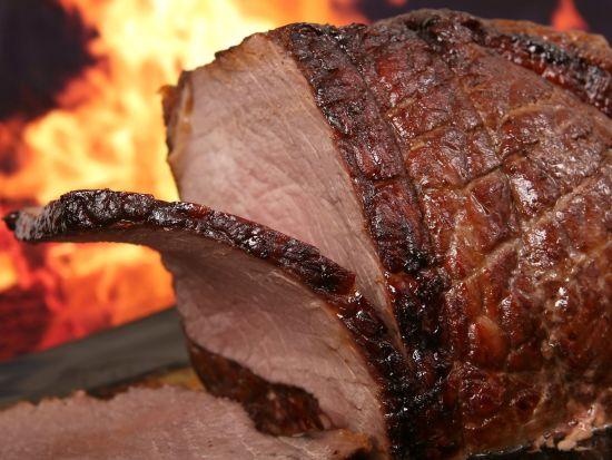 Barbecue im Elements Deli