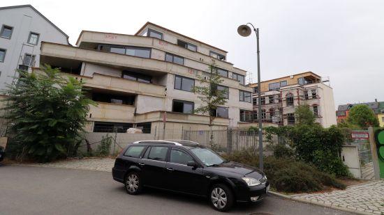 Innenhof-Verdichtung an der Seifhennersdorfer Straße