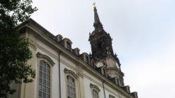 Talk im Café der Dreikönigskirche an der Hauptstraße