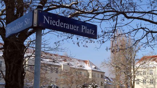 Niederauer Platz - Foto: Archiv
