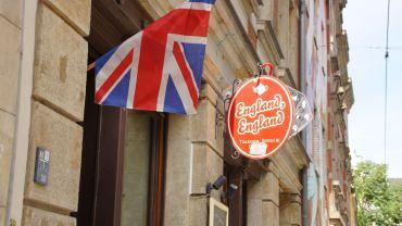 Das England, England ist kultureller Begegnungsort und Café