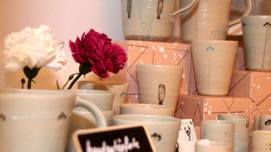 Vasen und andere Wohnaccessoires