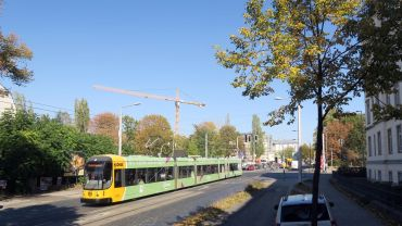Pläne für die Kreuzung Königsbrücker Straße - Stauffenbergallee