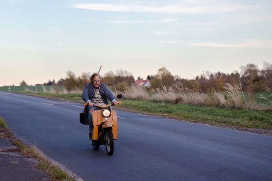 "Szene aus ""Hausmeister"" - Foto: Matthias Hardner"