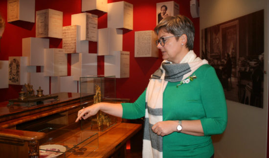 Joanna Magacz leitet das Museum für deutsch-polnischen Dialog seit über 20 Jahren