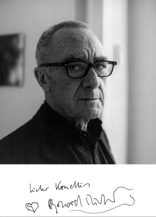 Gerhard Richter - Foto: Jean Noël Schramm