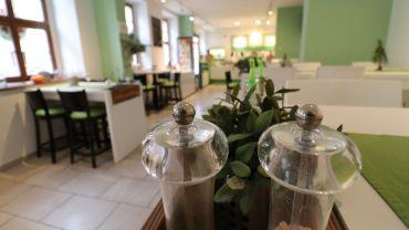 Das Gartenring-Café in der Rähnitzgasse