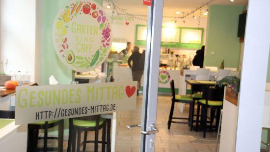 Gartenring-Café und Gesundes Mittag