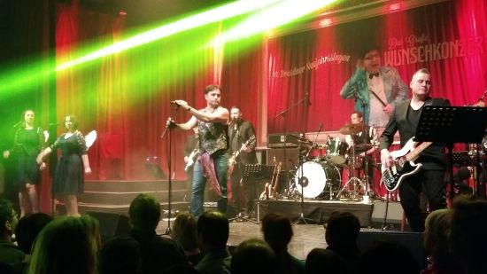 Bierbrauer mit Mikrofon: Michael Schröter