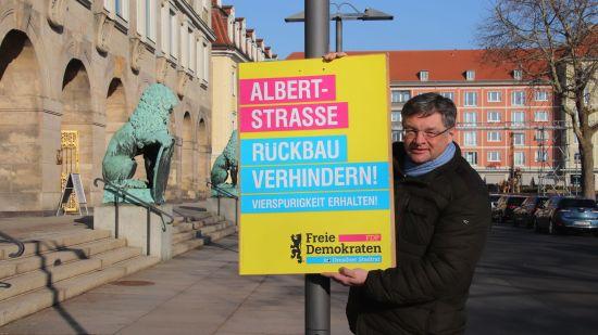 FDP-Fraktionsvorsitzender Holger Zastrow