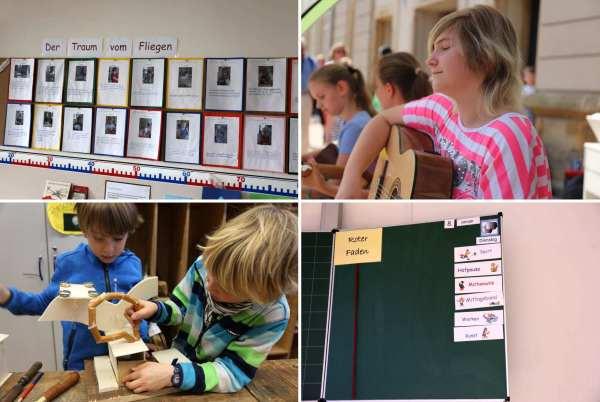 Melli-Beese-Grundschule und TÜV Rheinland Oberschule auf der Marienallee