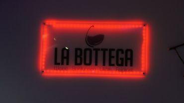 Im Rotweinmilieu: La Bottega