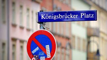 Der Königsbrücker Platz - Foto: Amac Garbe