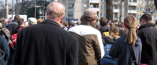 Einweihung des Jorge-Gomondai-Platzes 2007