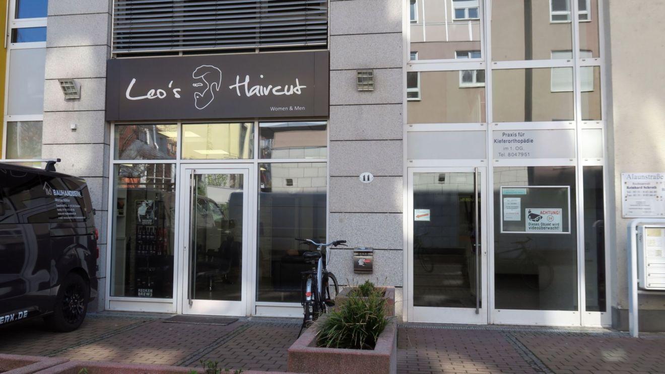 Leo's Haircut - Alaunstraße 11