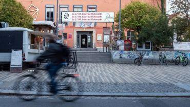 Fahrrad-Flohmarkt vor der Scheune - Foto: Stephan Böhlig