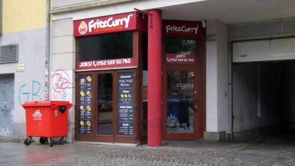 Letzter Tag fürs FritzCurry