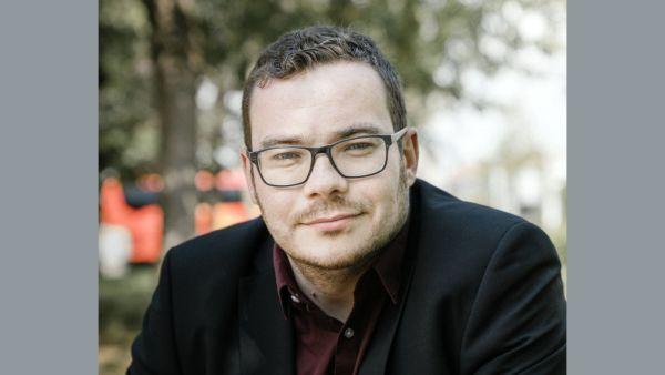 Chrisitian Hille (31) - Justiziar - Bündnis Freie Bürger