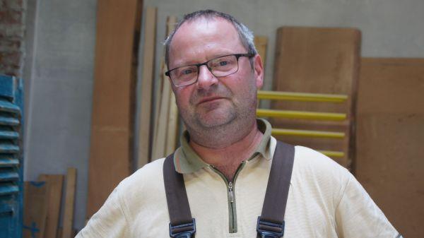 Jan Otto, Tischlermeister