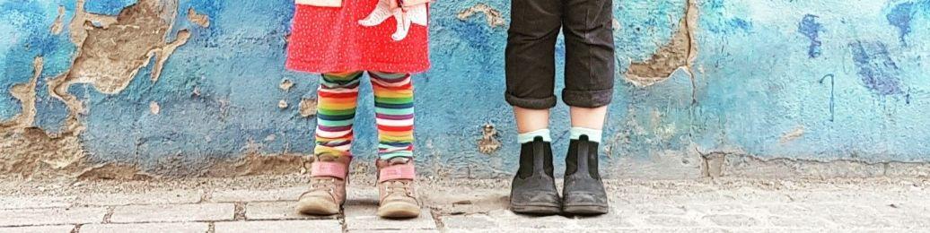 Kids in bunt - Foto: Maria