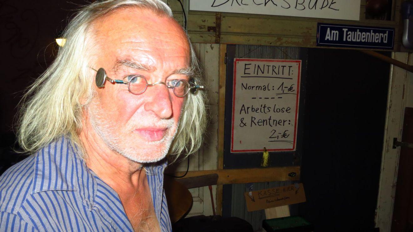 Lutz Fleischer beim Schaubudensommer - Foto: Archiv 2014