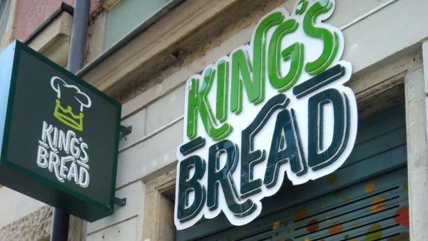 """Geschlossen """"Kings Bread"""""""
