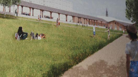Idee vom Gleispark