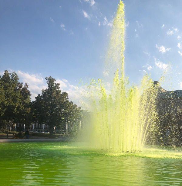 Brunnen am Palaisplatz