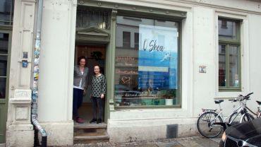 Neu auf der Rothenburger - Kosmetik-Laden O'Shea