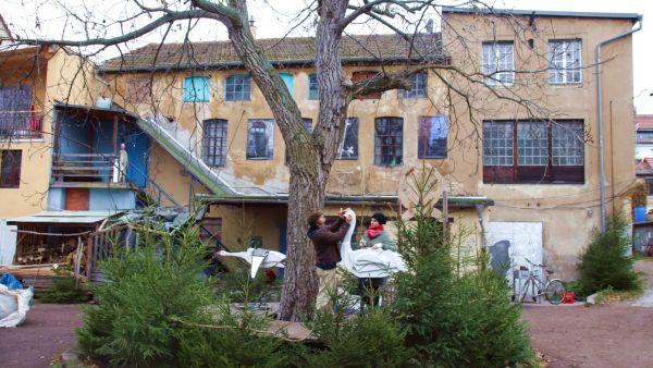 Weihnachtsmarkt an der Alten Fabrik