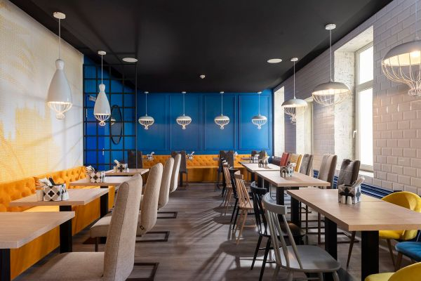 Restaurant im Ibis Styles - Foto: PR/Accor