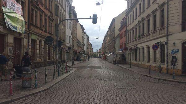 Autofreie Louisenstraße zur BRN 2017