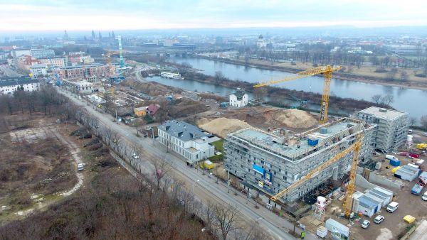 Hafencity aus der Luft - Foto: USD Immobilien