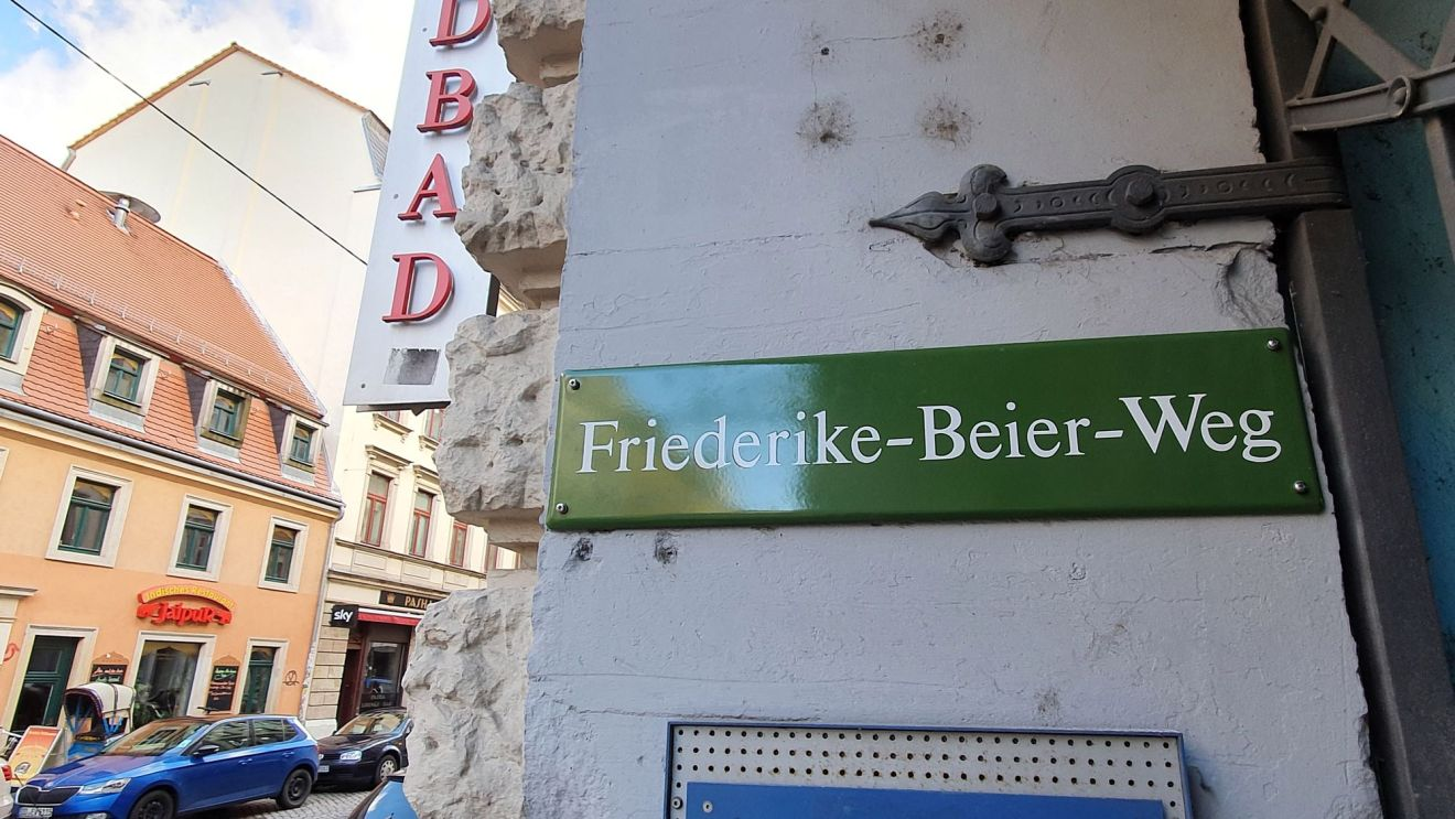 Friederike-Beier-Weg