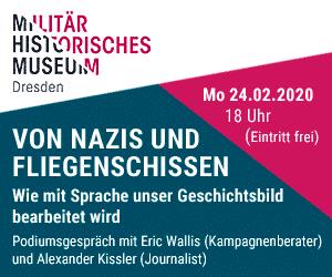 Nazis und Fliegenschisse im Militärhistorischen Museum