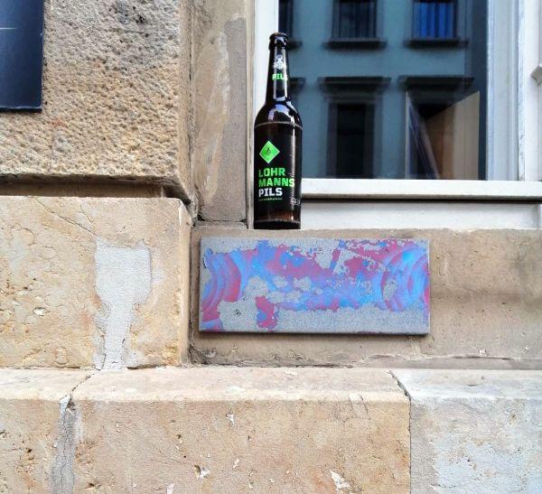 Reicker Bier in der Neustadt? Sehr merkwürdig.