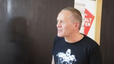 Heikki Ikola leitet seit Mai das Societätstheater.