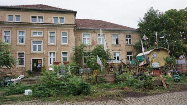 Mit der Hanse3 wird intensive Nachbarschaft gepflegt.