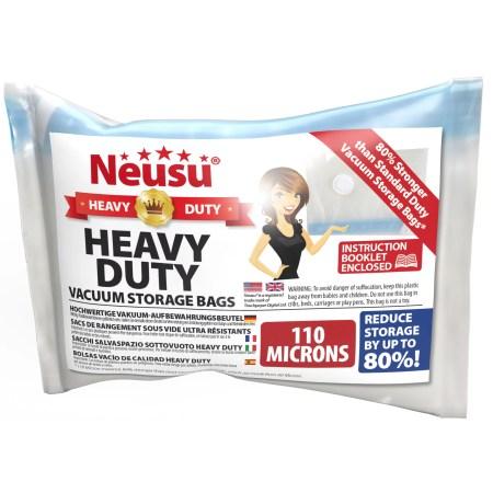 Neusu Heavy Duty Vacuum Storage Bags