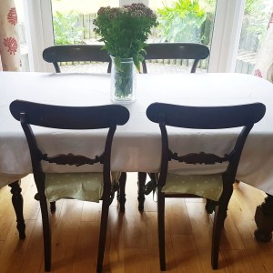 XL Tablecloth White 6 Seats