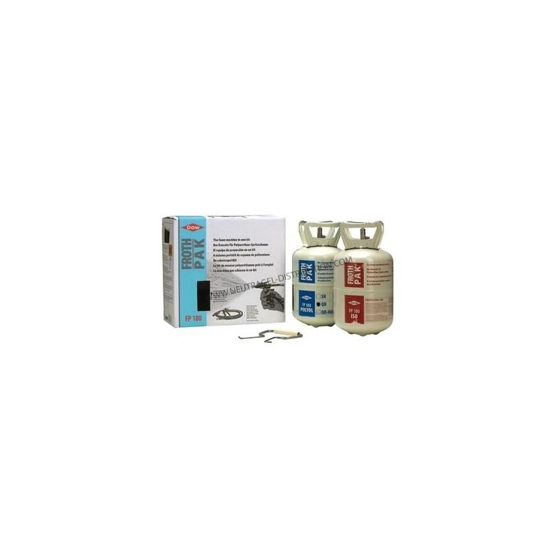 Mousse Polyurethane Bi Composants