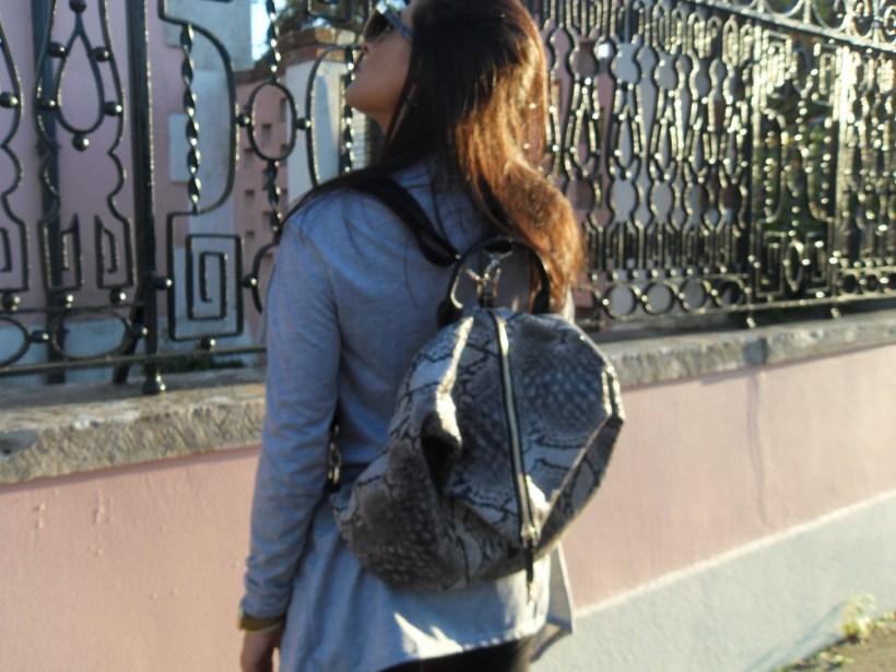 Tendência mochilas femininas