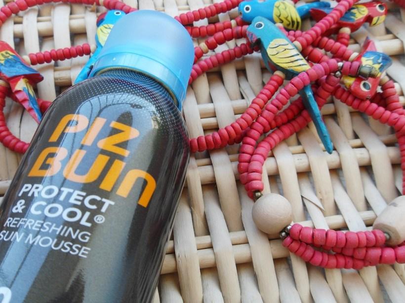 PIZ BUIN Protect & Cool