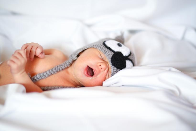 Alergia na pele do bebé