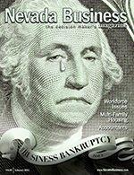 Nevada Business Magazine February 2011 Issue