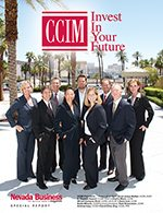 Nevada Business Magazine July 2011 Special Report