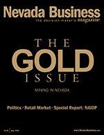 Nevada Business Magazine June 2010 Issue