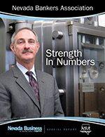 Nevada Business Magazine February 2010 Special Report
